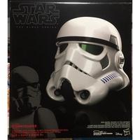【周周GO】 STAR WARS 星際大戰 外傳 黑標 收藏頭盔 特種部隊 1:1 頭盔 風暴兵 白兵 複製人 有音效