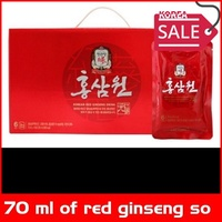 70 ml of red ginseng source 15 pieces Korean ginseng / red ginseng / drink