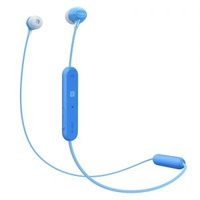 SONY WI-C300/LZ E WIRELESS IN-EAR HEADPHONE (BLUE)
