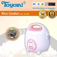 Toyomi RC 889 Rice Cooker 0.6L