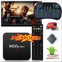 [Free Keyboard + Mouse]U.S STOCK 2016 New MXQ Pro 4K Kodi TV Box Streaming Media Player DLNA Miracas
