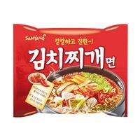 """Sanji"" Kimchichige Ramen (115 g · Dry) Samyang Korean Ramen Kimchi Tige pot hot hot spicy delicious instant noodles"