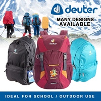 DEUTER Backpack Bags Haversack For School Outdoors Singapore Seller street/street2/summer/go go