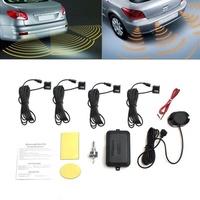 Car Parking Alarm Reversing System Sensor 4 Sensor Parking Sensor Radar