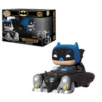 🚚 [Pre-Order]Funko Pop! Rides: Batman 80th - 1950 Batmobile