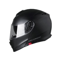 SBK TANK-3 消光黑 素色 /可樂帽/ 全罩式安全帽 /雙D扣/內襯 /流線型外觀 【歐樂免運】