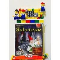 【POBI】【組合】矮人礦坑 Saboteur1+2 /附中文規則『899』正版桌遊
