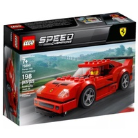 【ivana toy】樂高 LEGO 75890 賽車系列 Ferrari F40 Competizione 法拉利