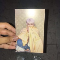 🚚 wtt: bts persona postcard + photocards