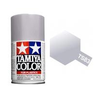 ◆弘德模型◆ 田宮 TS-83 金屬銀 亮光 噴罐 Tamiya TS83 銀色 金屬漆 85083