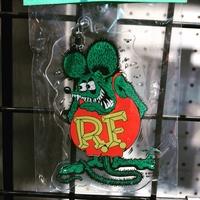 Mooneyes 老鼠芬克RATFINK 鑰匙圈