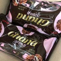韓國 chana麻糬花生夾心巧克力 432g