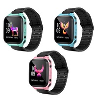 Bakeey Waterproof HD Screen Kid Smart Watch SOS Flashlight Alarm Multiple Positioning Sport Watch