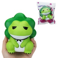 Frog Squishy 15CM Slow Rising With Packaging Collection Gift Soft Toy
