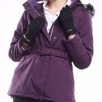 Duralogic專利 3M行動電熱保暖發熱外套~女生紫色(東森購物代購)