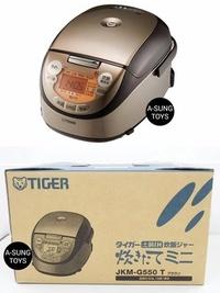 【空運】 TIGER 虎牌 JKM-G550 土鍋高火力IH電子鍋 本土鍋內鍋 3人份 三人份 高火力IH電鍋 厚釜鍋