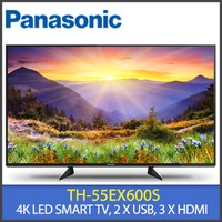 Panasonic TH-55EX600S / Panasonic TH-65EX640S ★DVB-T/T2 Tuner★ LED TV★4K Smart TV★HDMI★USB