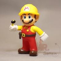 瑪莉歐 BP眼鏡廠 外貿 散貨 超級瑪莉⛑瑪水管工人💊公仔 擺件 玩偶 Mario 槌子可放口袋🔨12款 壞利歐