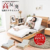 【樂活主義】日式舒適單人電動床(附插座+床頭+床底+床墊)