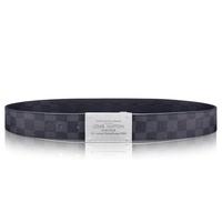 Brand New Louis Vuitton LV Neo Inventeur Reversible 40MM Mens Belt