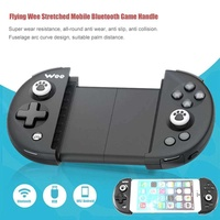 """New Bluetooth 4.0 Remote Controller Gamepad Gaming Joysticks Support USB Cable for 3.5-6.3"""" Mobile Phone for Wee"""