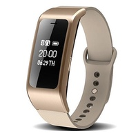 Smart Bracelet Smartwatch for iOS / Android Calories Burned / Long Standby / Hands-Free Calls / Wate