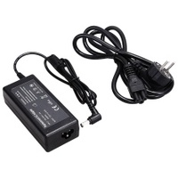 Power Adapter Charger EU 19V 3.42A 65W for PC TOSHIBA Satellite - intl