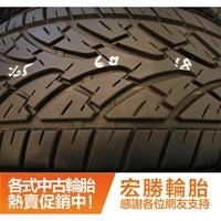 【宏勝輪胎】中古胎 落地胎 二手輪胎 型號:B21.265 60 18 普利司通 HP 9成 4條 含工12000元