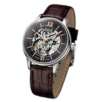 Arbutus Skeleton Ar1808Snf Men Watch