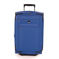 DELSEY Paris Delsey Luggage Helium Sky 2.0, Carry On Luggage, Spinner Suitcase, Black