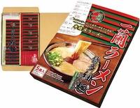 一蘭拉麵 Japan ICHIRAN Ramen Straight Thin Noodle BOX 5 Packs★Direct from Japan★