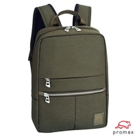 PROMAX-SHARP系列-13吋電腦背包-綠色(PE0201A-41)