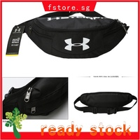 UNDER ARMOUR Mens Chest Bag Waist Bag Sport Sling Bag Running Cycling Gym Pouch