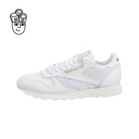 Reebok Classic Leather (Attention Lover) Retro Running Shoes Men bs5241 -SH