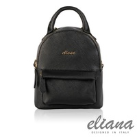 eliana-Natasha 系列三用式後背包(經典黑) EN130S03BK