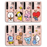 BTS BT21 Official Merchandise- Basic Mirror Light Up Phone Case for Apple iPhone