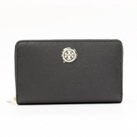 GPL/ Tory Burch Robinson Saffiano Leather Zip Around MINI Continental Wallet /ship from USA - intl
