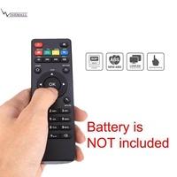 Smart Intelligent TV IPTV Set Top Box Remote Control Black Unblock ABS Shell