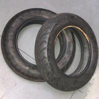 山葉原廠十吋輪胎兩輪合售