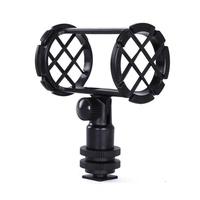 EVOL BOYA BY-C04 Camera Shoe Microphone Shockmount Microphones Stand