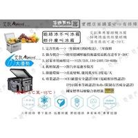 【悠遊戶外 】 台灣艾凱公司貨 行動冰箱 露營冰箱 車用冰箱 110V車用都可以12V