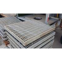 [龍宗清] 鍍鋅水溝蓋含框(鍍鋅格柵板) (17030806-0011) 100X90 鑄鐵水溝蓋 鑄造水溝蓋 銑鐵水溝