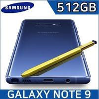 SAMSUNG Galaxy Note 9 Used Smart Phone 128GB  / 512GB Korea Version  A Grade