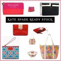 [KATE SPADE SATURDAY]READY STOCK SALE LANYARD WALLET WRISTLET BAG COACH KATE SPADE SATURDAY LONGCHAMP