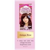 [Liese]Creamy Bubble Hair Color Antique Rose
