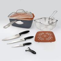 代訂momo購物6317002 歐美熱銷Gotham Steel萬用神廚鍋超值組