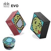 美好 EVO 智能 無線 藍芽喇叭 Divoom TimeBox 字幕跑馬燈 混音 娃娃機 熱門 夾物 鬧鐘 藍牙音箱