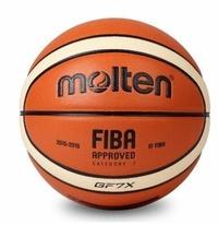 【H.Y SPORT】Molten GF7X 超軟PU12片貼籃球/UBA大專聯賽指定用球/室內外7號