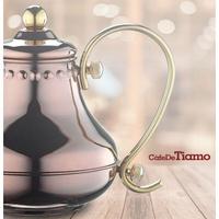 (附發票) (出清) TIAMO   宮廷壺 玫瑰金   細口壺 700ml  8mm口徑 HA8562