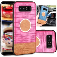 OPPO R11S/R11S Plus、R11/R11 Plus、R9S/R9S Plus Strong suction Car Leather Case cover